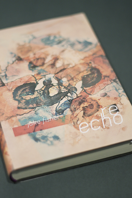 Umschlaggestaltung <br />&raquo;re echo&laquo;<br /><em>cover artwork &raquo;re echo&laquo;</em>